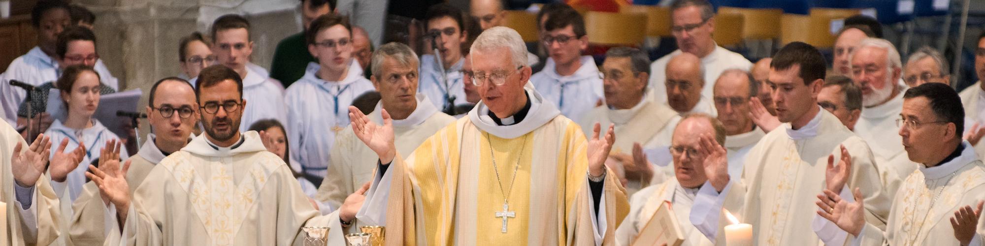 Retraite pour les prêtres